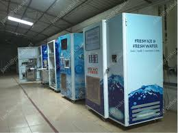 Ice Vending Machine For Sale Cool Ice Vending Machine With Water Vendingice Kiosk With Water Buy