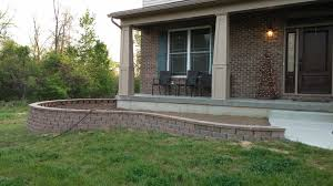 Front Yard Retaining Wall Designs Retaining Wall Complete Front Yard Landscape Design Advice