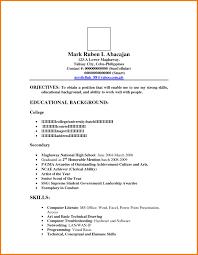 Bunch Ideas Of Sample Cover Letter For Resume Ojt Wonderful Resume