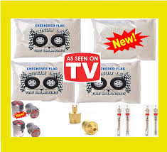 Car Tire Balancing Beads Chart Tire Balance Beads 4 8oz Kit 32 Ounces Tire Balancing Beads Total Filtered Valve Cores Chrome Caps Included With Tire Beads Kit