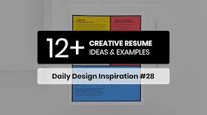 Design Experience Examples 12 Creative Resume Examples Templates Ideas Daily