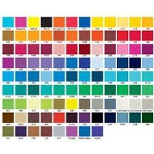 Full Color Chart Full Color Custom Signs Make Use Of The Pms Chart Random