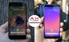 Phone Comparisons Google Pixel 2 Vs Google Pixel 3