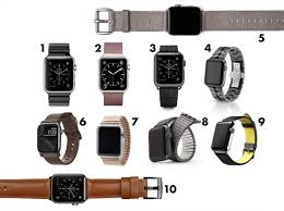 Designer Apple 4 Watch Bands The Best Designer Bands For The Apple Watch Series 4