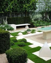Small Picture 50 Modern Garden Design Ideas to Try in 2017 Modern garden