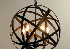 full size of licious wood ball chandelier large sphere glass chandeliers design magnificent white washed distressed