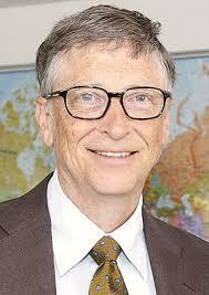 Гейтс Билл Википедия Билл Гейтс в 2015 году