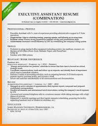 6 Sample Resume Administrative Assistant Free Ride Cycles