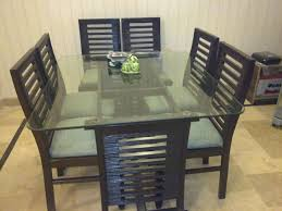 dining table and chairs for sale in karachi. 6 chairs dining table. excellent condition table and for sale in karachi n
