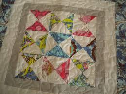 Image result for free quarter square triangle block