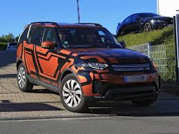 2018 land rover lr5. Contemporary Land 2017 Land Rover Discovery 5 2018 Lr5 Spied Reveals For  Intended Land Rover Lr5 V