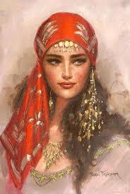 s in com laurasaroukhan breath taking female paintings lp true