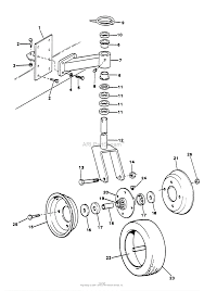 Bunton bobcat ryan m54 16 all 54 midsize 16hp parts diagram for diagram 8 pneumatic casters m54 engine diagram m54 engine diagram