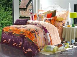 orange and purple bedding images of page light blue chic down that amazing