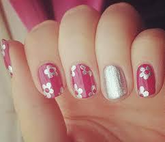 Pink Nail Art Design Pink Nail Art Design Ideas