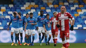 Il Napoli batte la Fiorentina 6-0 - Calcio - Rai Sport
