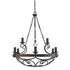 murray feiss madera chandelier ceiling fan light