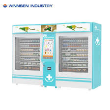 Medicine Vending Machines Magnificent China Medicine Automatic Touch Screen Vending Machine For Pharmacy