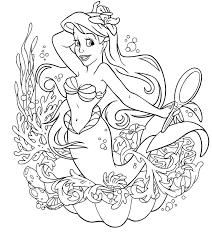 Unique Print Free Coloring Pages Disney Collection Printable
