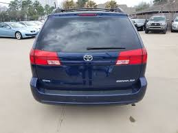 2005 Used Toyota Sienna at Car Guys Serving Houston, TX, IID 17361553