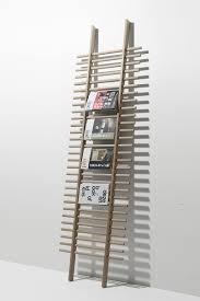 ladder rack wooden bone fashionable lady shelf wall storage tie hanger tie rack hathook hat rack storage rack wall mount design interior bone 02