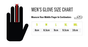 Adidas Football Glove Size Chart Adidas Football Gloves Size Chart