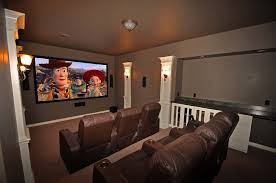 Dallas Home Theater Basic Media Rooms Extraordinary Home Media Room Designs