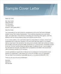 Customer Service Team Leader Cover Letter Sample Letter Of Cover Letter For Customer Service Customer