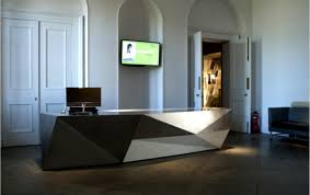 office lobby decorating ideas. Home Interior Design Luxury Reception Chairs In Modern Office Lobby Front Desk Furniture With Tv Wal Decorating Ideas