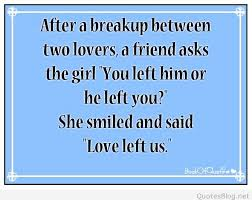 Awesome Breakup Quotes