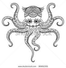 Small Picture Octopus Drawings 6969b98889fee9b8a58e29185017c09ejpg Coloring Page