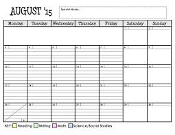 Lesson Plans Calendars Lesson Plan Series The Planning Calendar Lesson Plans
