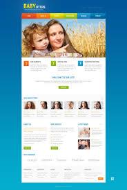 babysitter responsive website template  babysitter responsive website template