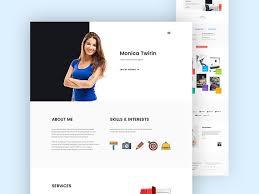 12 Best Jun.resume Images On Pinterest | Website, Design Websites ...