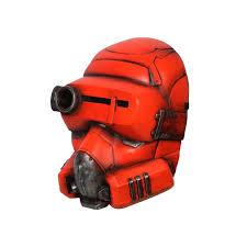 The Game Destiny Hunter Mask Orange ...