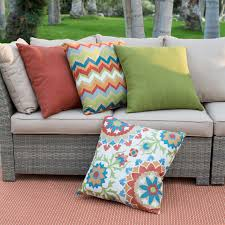 Outdoor Toss Pillows - Set of 2 | Hayneedle