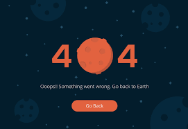 21 free error 404 page templates for
