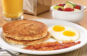 Item Hearty 9 Grain Pancake Breakfast Dennys