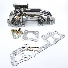 Turbo Exhaust Manifold Header For Toyota Pickup 4Runner 22R TE ...
