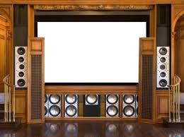 theater sound system. Unique System Media Room With Antique Wood And Surround Sound System Theater
