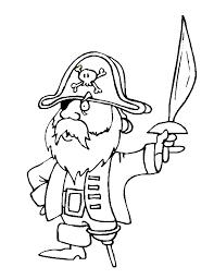 Disegni Dei Pirati Az Colorare