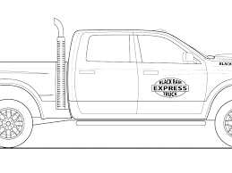 pickup truck coloring sheets pick up pages crammed old printable dodge pick up truck coloring pages