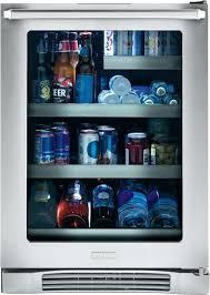 beverage refrigerator under counter front view mini countertop