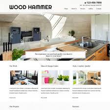 40 Best Home Remodeling Website Templates New Home Interior Design Websites Remodelling