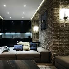 where to place recessed lighting in living room how to install