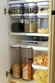 Organizing Kitchen Organizing A Deep Pantry Cabinet Graceful Order
