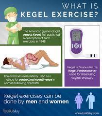 kegel exercises for men women how to