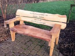 hull s memorial bench wedding bench outdoor picnic tables dog memorial memorial ideas