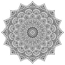 High Resolution Coloring Design For Stress Relief Free Download Pdf