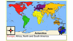 the  continents geography song  youtube